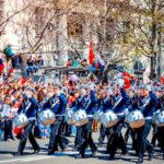Петербуржцы скупают флаги и гербы перед 9 Мая