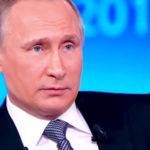 Путин не сможет отдохнуть в этом году