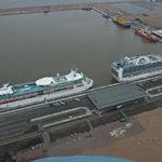 В петербургском порту начнут принимать океанские лайнеры