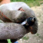Восстановление тормозного суппорта вручную с помощью ремонтного комплекта