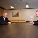 Беглов сообщил о создании совместной фирмы с ВТБ для строительства метро Путину