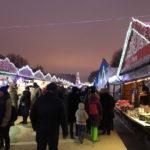 Общепит на рождественской ярмарке в Петербурге продолжит работать во время запретов