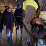 Сыновья побитой на митинге петербурженки могут отправиться в армию