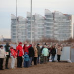 Берег Финского залива у «Балтийской жемчужины» благоустроят за 30 млн рублей