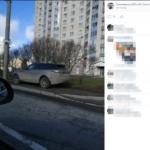 Мастер парковки в Кировском районе переплюнул Боярского