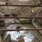 Проблемную прокладку канализации завершили на проспекте Косыгина
