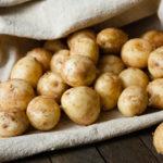 Доставка молодого картофеля на дом