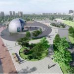 Опубликован проект будущего парка у СКК