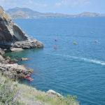 В последний месяц лета россияне массово отправились в Крым