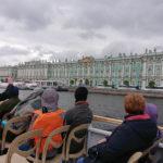 В сезон по рекам и каналам Петербурга перевезли в 1,5 раза меньше пассажиров