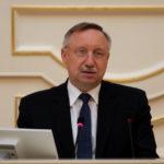 Губернатор Петербурга поблагодарил волонтёров за работу