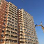17 домов введено в эксплуатацию в Петербурге в январе