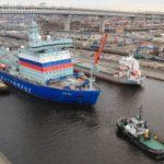 етербург и Владивосток предлагают включить в Северный морской путь